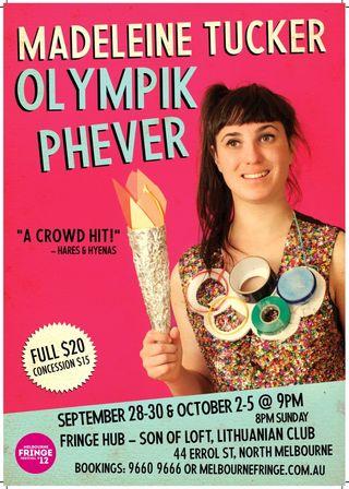 Olympik Phever poster