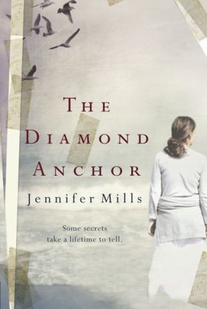THE DIAMOND ANCHOR Front cover